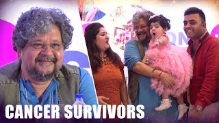 Amole Gupte Attends The Launch Of Cancer Survivors 4th Season Stories to Beat Fear of Cancer - HUNGAMA