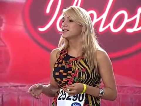 Lívia Mendonça  Ídolos 2009