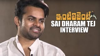 Sai Dharam Tej Interview About Intteligent Movie | TFPC - TFPC