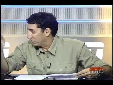 Marcio Guedes diz que gandula Botafoguense é muito gostosa - Linha de Passe 30/04/2012