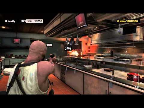 Lenovo y410p Max Payne 3 Arcade Mode Gameplay