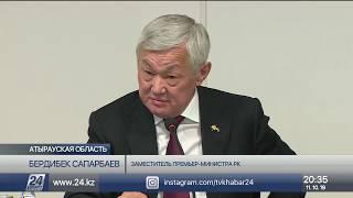 Б.Сапарбаев обратился к врачам перинатального центра Атырау: вы давали клятву Гиппократа