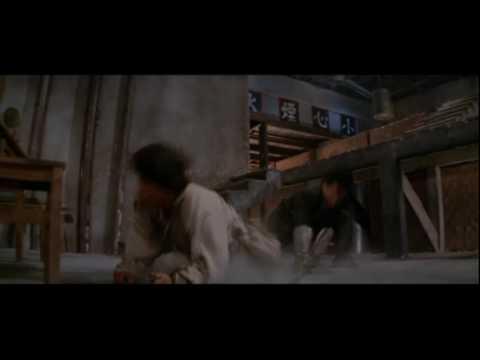 Drunken Master Famous Fight Scene (Jackie Chan)