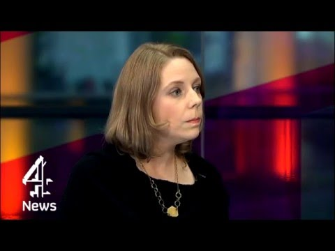 Melissa Gira Grant debates sex worker rights on Channel 4