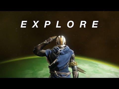 Explore - Destiny 2 // #MOTW