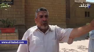 بالفيديو.. مواطن لـ'صدى البلد': 'كتر خير إمام مسجد الفاروق.. الشجر كان هيموتنا'