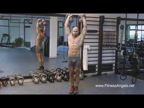 8 tjedana do funkcionalne mišićne mase