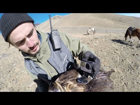 GoPro BTS: The Making of Eagle Hunters in a New World