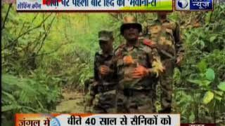 नाश्ते में बिच्छू; लंच में कोबरा: देखिए इंडिया न्यूज पर हिन्द की 'भवानी सेना' - ITVNEWSINDIA