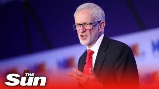 Corbyn responds to the resignation of his MPs - THESUNNEWSPAPER