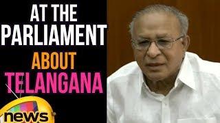 Jaipal Reddy Speaks At The Parliament About Telangana | Mango News - MANGONEWS