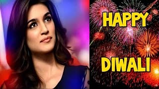 Kriti Sanon celebrates Diwali with zoOm! - EXCLUSIVE