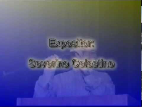 Severino Celestino - Vidas Sucessivas, Provas e Evidências - 1º Simespe