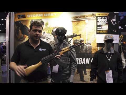 5.11 at IACP / Century Arms