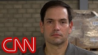 Rubio visits Venezuela-Colombia border, says aid will get through - CNN