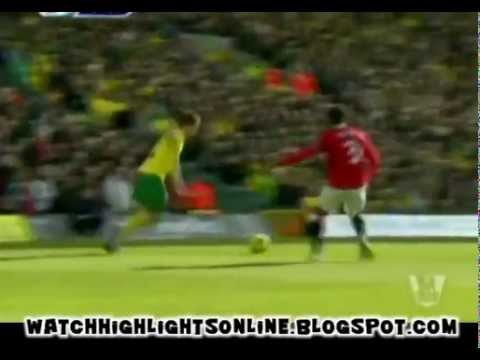 David de Gea Saves of the match against Norwich
