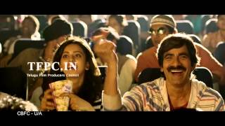 Kick 2 Movie comedy Scene trailer - Ravi Teja, Rakul Preet - TFPC