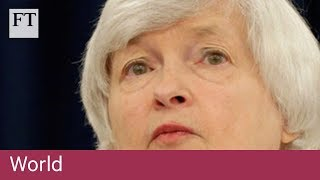 Federal Reserve stimulus era ends - FINANCIALTIMESVIDEOS