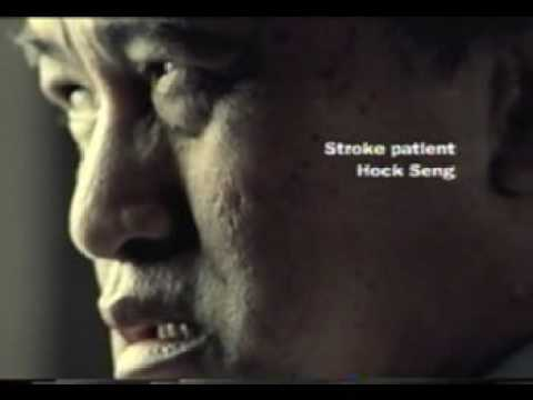 National Healthy Lifestyle Campaign 2001: ENG TV Commercial