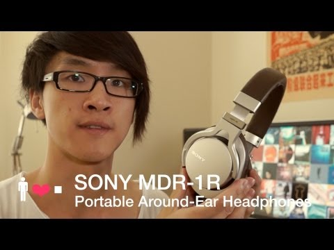 Sony MDR-1R Headphone Review