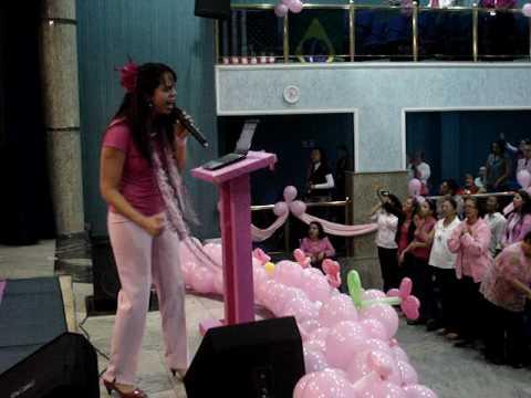 Culto Rosa - Igreja Quadrangular - São Paulo leste1~ Prª Tais Digilio