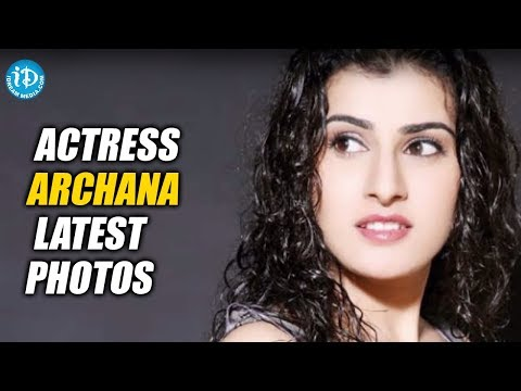 Telugu Actress Archana Hot N Spicy Pics