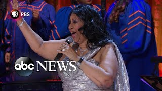 Tributes pour in for the 'Queen of Soul' - ABCNEWS