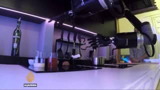 Robotic kitchens: the hands-free cooking of the future - ALJAZEERAENGLISH