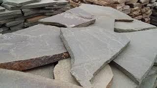 Натуральный природный камень песчаник пластушка