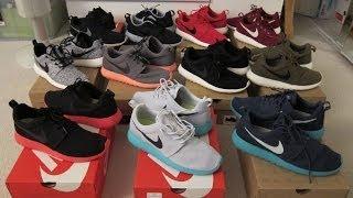 فيديو وصور | Roshe Run.. حذاء رياضي مذهل من «نايكي»