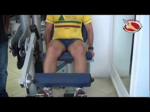 Fortalecimento muscular: joelho