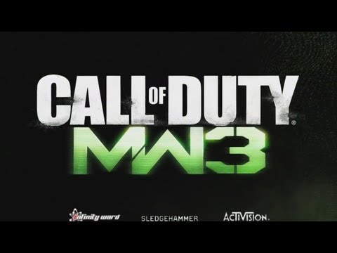 MW3 Survival Mode Gameplay Trailer Breakdown / Analysis (Modern Warfare 3 Spec Ops)