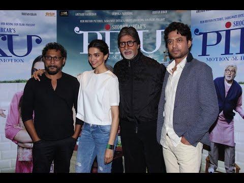 Amitabh Bachchan Trolls Reporters!