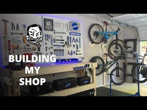 DIY Bike Workshop - Seth's Bike Shack!