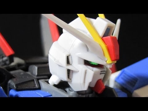 MG Force Impulse (Part 1: Intro & Parts) Gundam Seed Destiny gunpla review
