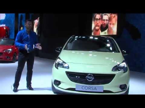Autoperiskop.cz  – Výjimečný pohled na auta - Opel – Autosalon Paříž 2014