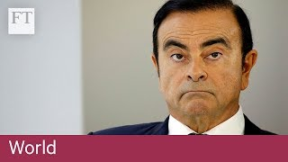 Nissan seeks to oust Carlos Ghosn after arrest - FINANCIALTIMESVIDEOS