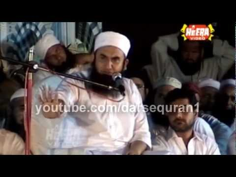 HD Maulana Tariq Jameel High Qlty Video & Sound (complete bayan with dua) Lyari 31July 2011