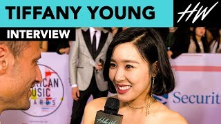 Tiffany Young Admits She Loves Drake & Reveals 'Teach You' Is About Her Heartbreak Story | Hollywire - HOLLYWIRETV