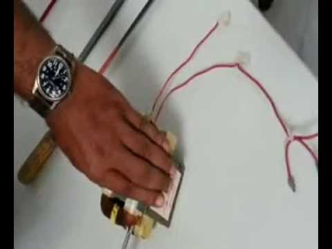 How to Remove Coils from a MicroWave Oven Transformer