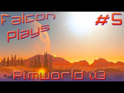 Let's Play Rimworld Alpha 3 Part 5 [Population Boom!]