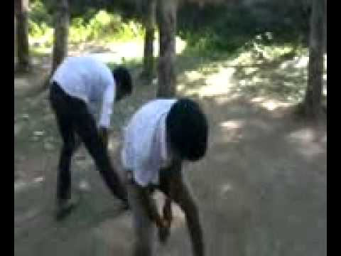 Hip hop funny lungy dance local boys lohajani