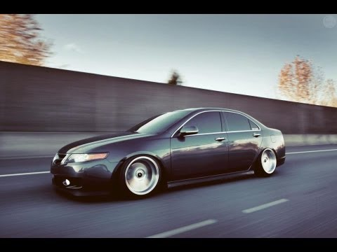 Julian's Fitted '06 Acura TSX