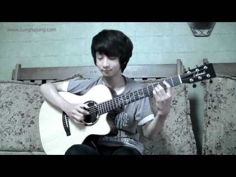 (Bruno Mars) The Lazy Song - Sungha Jung