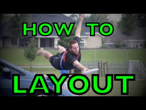 How To Layout in Ultimate Frisbee | Brodie Smith