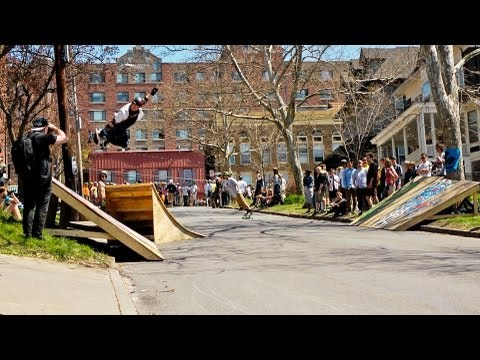 Ithaca Skate Jam with Original Skateboards