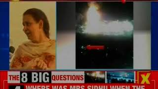 Amritsar train accident: NewsX accesses video of driver running from site - NEWSXLIVE