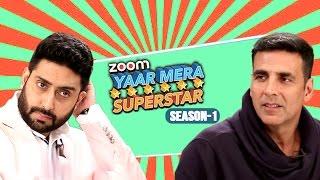 'Housefull 3' Stars On Yaar Mera Superstar | UNCUT | EXCLUSIVE | zoom turn on