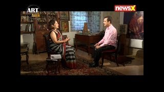 The legend of Raja Ravi Varma: ART TALK - NEWSXLIVE