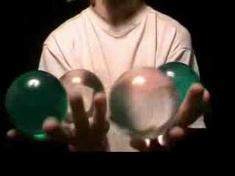 Balls manipulation Part 2 By Cyrille